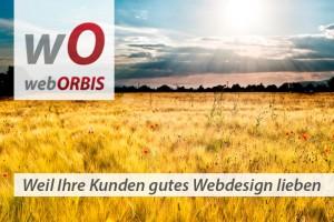 Internetlösungen von Weborbis