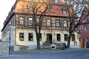 Restaurant Bad Windsheim, Gasthof Zum goldenen Hirschen, Pension Burgbernheim