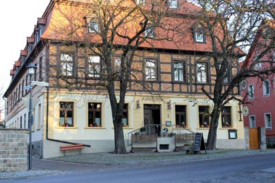 Gasthof - Restaurant Bad Windsheim