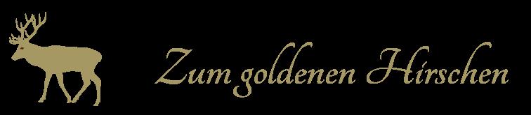 Zum goldenen Hirschen
