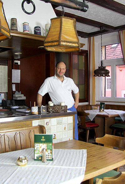 Restaurant Bad Windsheim, Gasthof Zum goldenen Hirschen